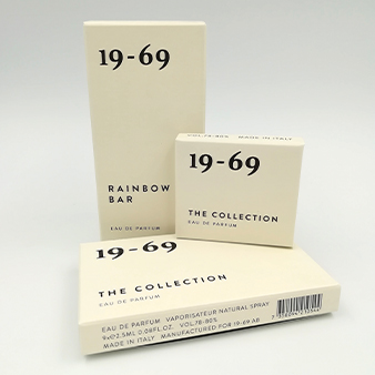 Packaging per profumo